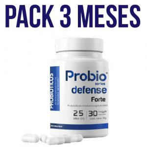 Probioseries Defense Forte Probióticos Defensas Chile